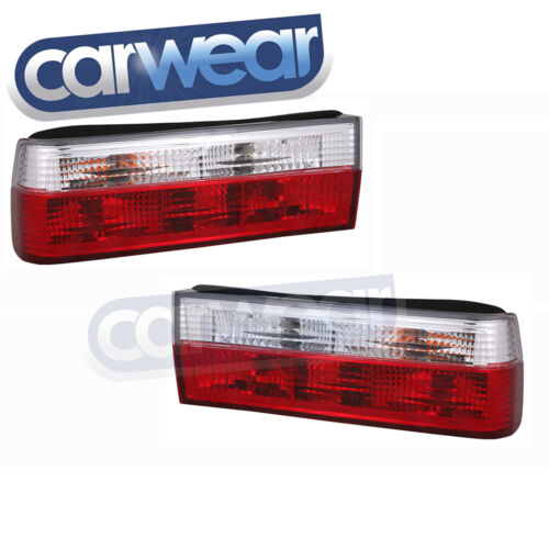 BMW E30 3-SERIES 83-87 CLEAR RED TAIL LIGHTS INDICATORS KIT 318i 323i 325e