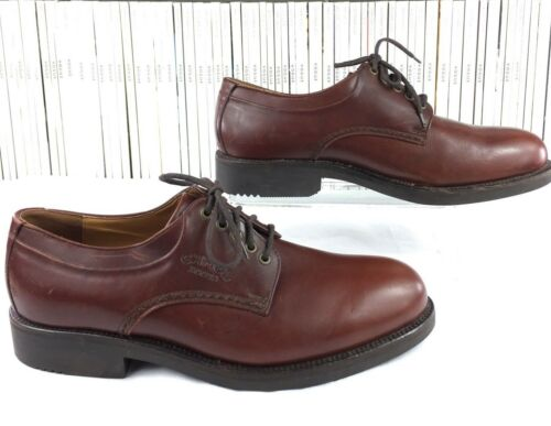 Germany Stivali 5 Cammello Uomo Lace F Made Brogue Brown In Up Oxblood 9 zHSdwH