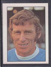 Panini Top Sellers - Football 73 - # 182 Tony Book - Manchester City