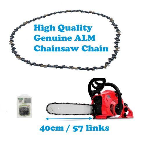 ALDI GARDENLINE CSP41 064055 GCS 2000 Genuine ALM Chainsaw Chain 40cm 57 links