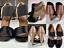Indexbild 1 - Prada Iconic Retro Satin Sandals Shoes Slingback Schuhe Peep Open Toe Pumps 39
