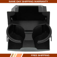 New Listingblack Rear Center Console Cup Holder 96965 Zs00a Fit Nissan Frontier Xterra Fits Nissan