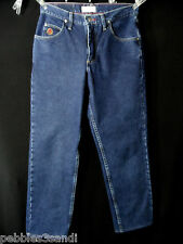 WRANGLER 20X Western Jeans 9/10x29 Dark CALGARY Relaxed Straight MidRise Cowgirl