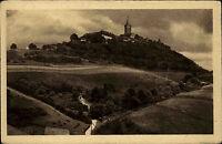 Leuchtenburg bei Kahla Thüringen ~1920/30 Burg Castle Verlag Bischoff in Jena