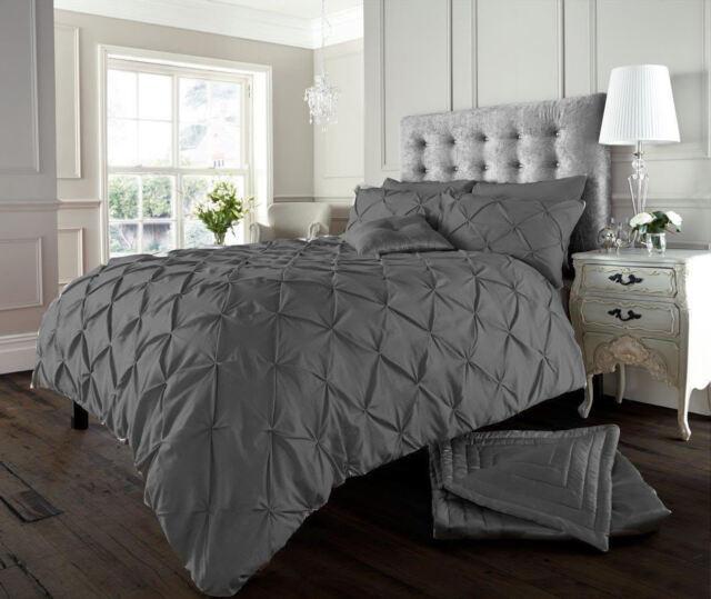Brand New Luxury Bedding Set Duvet Cover Single Double Super King Size Designer