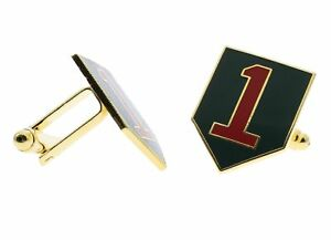 US-Army-Big-Red-One-First-1st-Infantry-Division-Dress-Cufflinks-H14661CD125