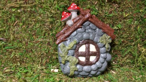 Rustic Fairy window for Fairy house Hobbit house