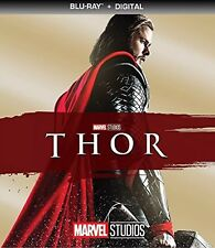 Disney Marvel Thor (blu-ray Disc 2011 No Digital) MCU