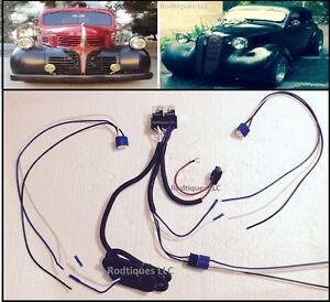 Phenomenal Hot Rod Headlight Wiring Basic Electronics Wiring Diagram Wiring Cloud Philuggs Outletorg
