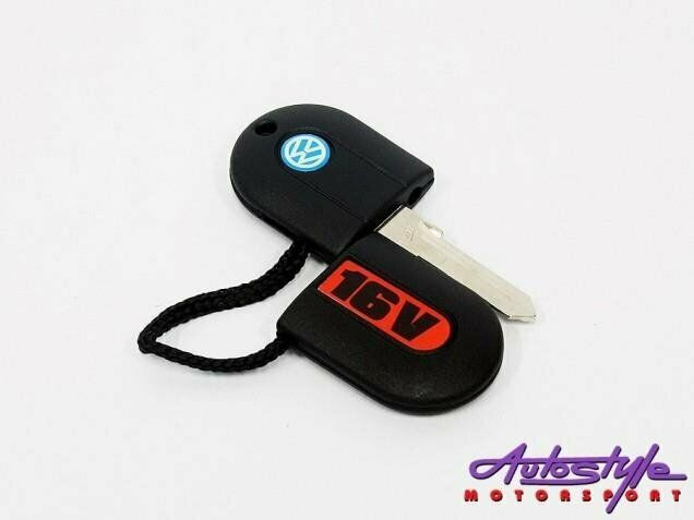 Blank Key with Torch for Vw Golf Mk1  suitable for VW MK1 , Golf 1, Volkswagen Golf Velocity, CITI G