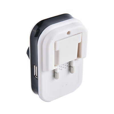 US Plug 2 Slot LIR2032 LIR2025 LIR2016 Button Coin Cell Battery Charger LCDWTUS