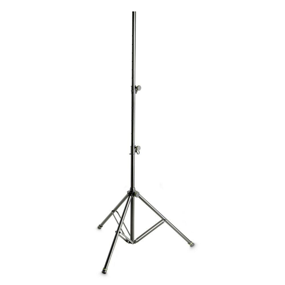 Gravity SP 5522 B Profi Lautsprecher- und Lichtstativ mit zwei Auszügen bis 3m