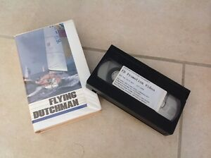 Flying-hollandais-PROMOTION-video-VHS-voilier-voile-bateau-Olympia