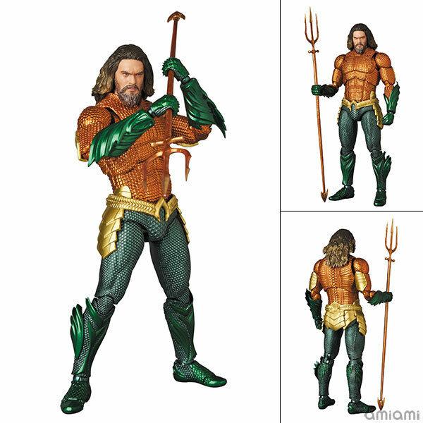 Aquaman MAFEX No.09 Figura De Acción