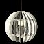 LAMPARA-DE-TECHO-COLGANTE-EN-CARToN-DIY-V03-59x59x55-CM miniatura 6