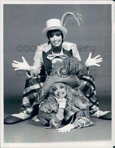 1980 Goldie Hawn Liza Minnelli Clowns Goldie Liza Together TV