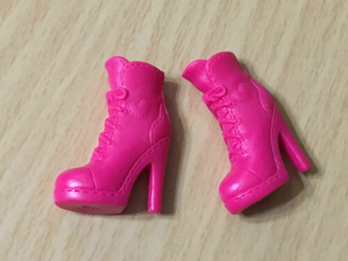 Barbie Doll Fashionistas Life In The Dreamhouse Lace Up Boots Shoes CHOOSE