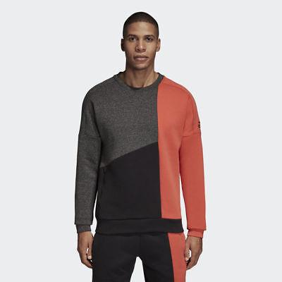 Adidas Men Sweatshirt ID Stadium Remix Fashion Style Running Training New CX4159   eBay