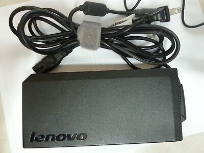 New Genuine Power AC Adapter With Cord For Lenovo ThinkPad 170 Watt 45N0114