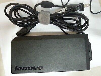 New Genuine Power AC Adapter With Cord For Lenovo ThinkPad 170 Watt 45N0114