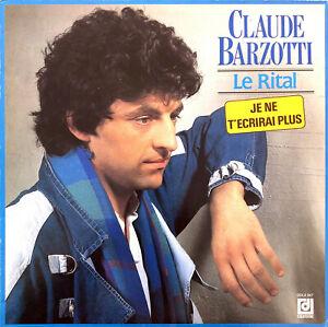 Claude-Barzotti-LP-Le-Rital-France-EX-EX