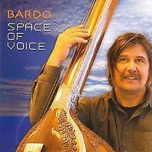 Space of Voice von Bardo | CD | Zustand sehr gut