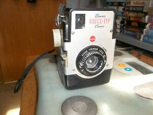 Kodak Brownie Bulls Eye Camera - Vintage Camera Tested Working