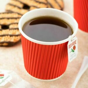 500-X-12oz-360ml-Kraft-Cups-disposable-Coffee-Cups-paper-cups-For-Drink-Party