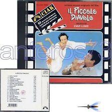 """EVAN LURIE """"IL PICCOLO DIAVOLO"""" CD OST 1991 CINEVOX"""