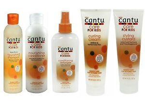 Details About Cantu Care For Kids Gentle Care For Textured Hair Full Range