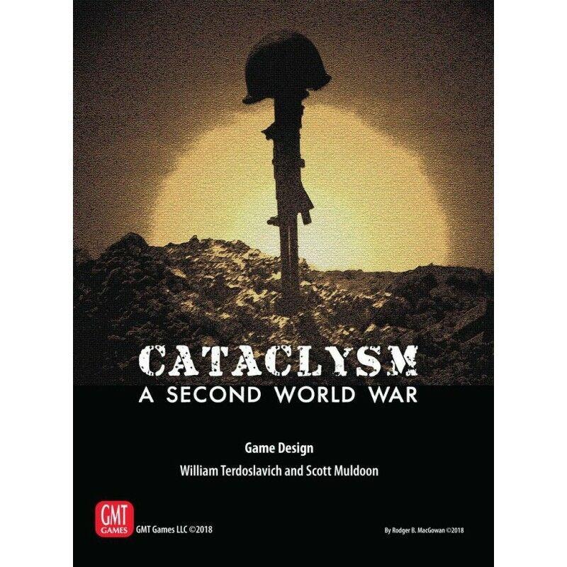 Cataclysme  une seconde guerre mondiale-NEUF