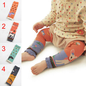 1pair Cute Baby Kids Boy Girl Infant Leg Warmers Cotton Boot Cuffs Socks Legging