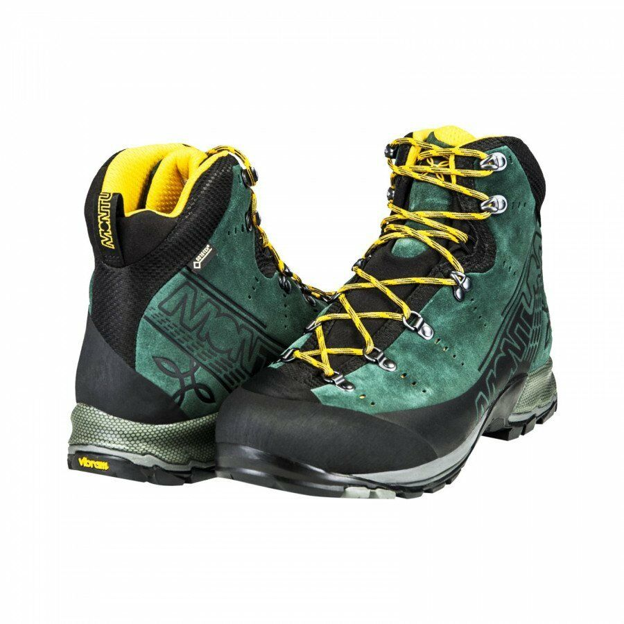Scarpe uomo trekking    Montura ALTURA GTX  verde forestabecco d'oca cf4052