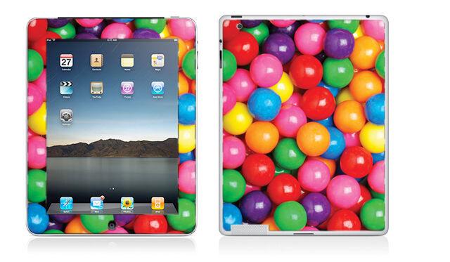 iPad 2 or 3 - Sweetie Design Vinyl Skin Sticker Cover