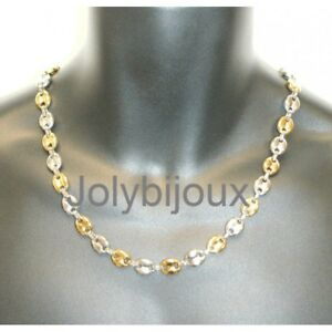 collier homme inoxydable