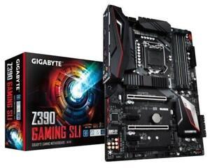 Gigabyte-Z390-GAMING-SLI-Motherboard-Intel-Socket-1151-Intel-Z390-Chipset