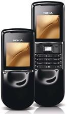 Nuevo Nokia 8800 Sirocco SIM teléfono gratuito-Bluetooth-Cámara 2MP-Radio Fm