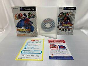 NINTENDO-GAMECUBE-Japan-Mario-Kart-Double-Dash-Works-on-Japan-Console