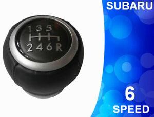 GEAR-STICK-SHIFT-KNOB-SUBARU-LEGACY-OUTBACK-FORESTER-IMPREZA-STI-WRX-6-SPEED-NEW