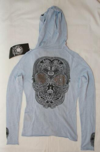 A/&G Rock n Roll Couture Los Angeles Hoodie Sweater Retails $91 Super Sale!! New