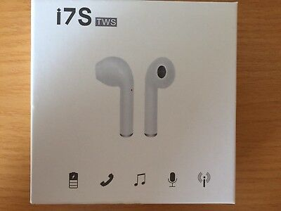 iphone huawei samsung Headphones fili TWS Auricolari Bluetooth senza I7S WxzCaCwqp