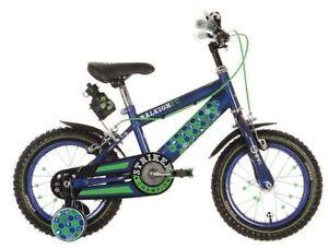 12 zoll 12 kinderfahrrad kinder jungen fahrrad bmx rad bike kinderrad raleigh ebay. Black Bedroom Furniture Sets. Home Design Ideas