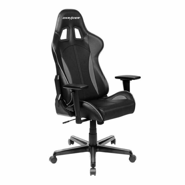 Dxracer F Series Gaming Chair Sparco Style Neck Lumbar Support