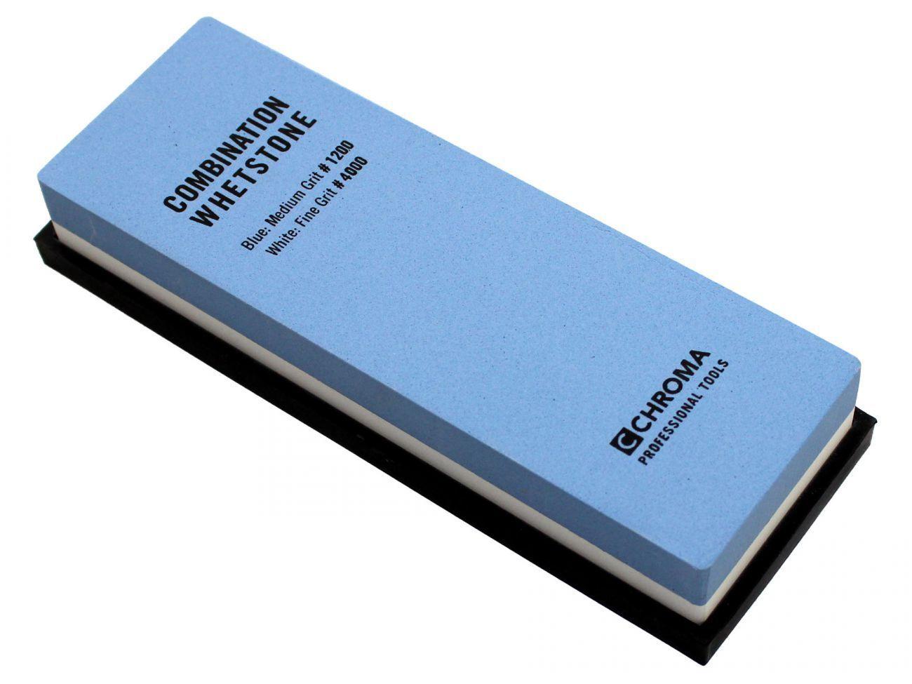 Chroma st-12 4 MEULE AFFUTAGE GRAIN 1200 4000