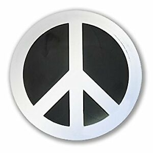 F75-Peace-Sign-Symbol-3D-Chrome-Auto-Car-Truck-Emblem-Sticker-Darwin-Parody