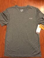 Champion Mens Short Sleeve Training Duo Dry Max Athletic Shirt Size S,