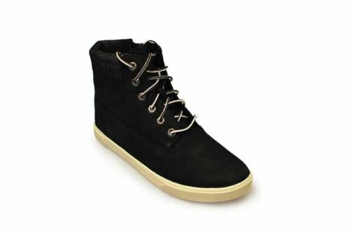 zip 6 negras Timberland Lace botas In 2 1696a Entrenadores con 0 Earthkeepers Juniors I0BO7q