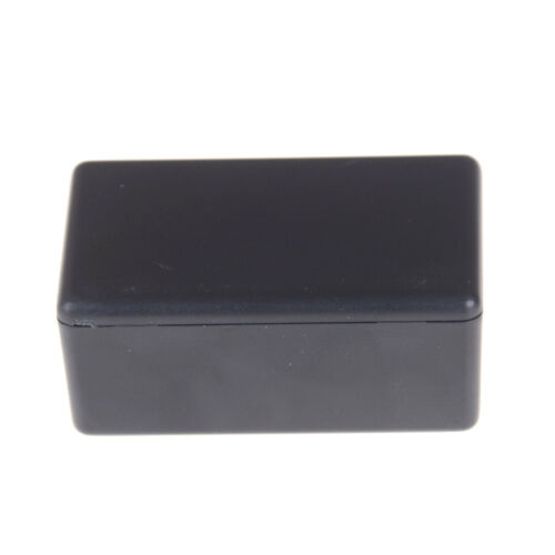 Black Waterproof Plastic Electric Project Case Junction Box 60*36*25mm LL