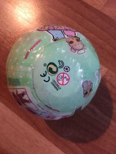 Ball 'unbox me' BonBon On Front 2017 LOL Doll Series 2