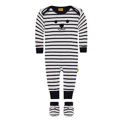 STEIFF Jungen Strampler Maritim LITTLE PIRAT 6712531 Matrosen Outfit DELUXE NEU
